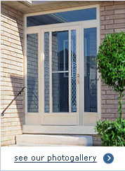 & York Aluminum | Storm Doors Porch Enclosures Storm Windows